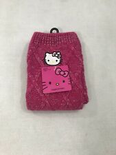 Hello Kitty Sparkly Leg Warmers One Size NWT