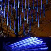30CM LED Meteor Shower Rain 8 Tube String Wedding Garden Light Lamp Waterproof