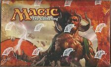 MAGIC MTG Born Of The Gods BOOSTER BOX Factory Sealed THE GATHERING 2013 + BONUS