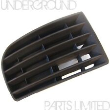 VW GOLF MK5 RIGHT DRIVERS SIDE FRONT BUMPER LOWER CORNER GRILLE COVER TRIM TDI