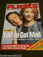 FLICKS - MEG RYAN YOU'VE GOT MAIL - MARCH 1999