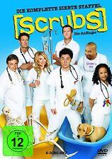 SCRUBS, Die Anfänger: Staffel 7 (2 DVDs) NEU+OVP