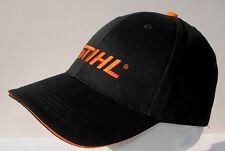 Stihl Black Sandwich  Hat / Cap  Official Stihl