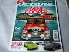 Octane Magazine. Issue 92 February 2011 50 Years Mini Cooper - Stratos returns