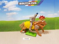 Britains Deetail Mounted Knight (lot 3108)