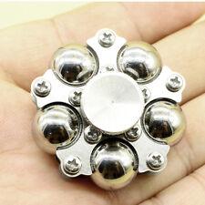 Stainless Steel Balls Hand Spinner Fidget Fingertip Gyro Desk Pop EDC Toy Gifts