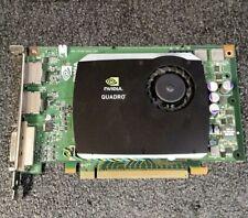 Nvidia Quadro FX 580 512MB GDDR3 Video Card (*)
