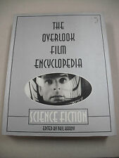 """""""OVERLOOK FILM ENCYCLOPEDIA OF SCIENCE FICTION"""" BY HARDY! 1550 FILMS EXAMINED!"""