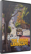 Scott W. Prior: Painting the Urban Landscape - Art Instruction DVD
