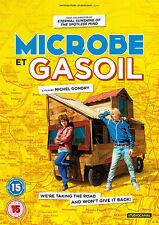 DVD:MICROBE ET GASOIL - NEW Region 2 UK