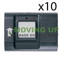 Stanley 1050 310Mhz Garage Door & Gate Remote 105015 QTY 10