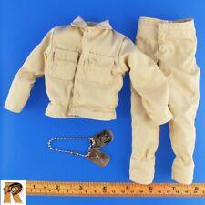US Army Pacific - Uniform Set & Dogtags - 1/6 Scale - GI JOE Action Figures
