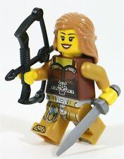 LEGO GREEK HELEN OF TROY MINIFIGURE SPARTAN WARRIOR MADE OF GENUINE LEGO PARTS