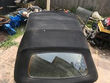 HOLDEN TS ASTRA CONVERTIBLE SOFT TOP ROOF  09/98-10/06