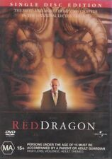 D.V.D MOVIE  DB700     RED DRAGON   SINGLE DISC EDITION     DVD