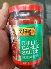 LEE KUM KEE Chilli Garlic Sauce 368g For Chinese , BBQ ,Thai  or Sichuan food