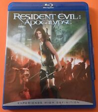 Resident Evil: Apocalypse (Blu-ray) Canadian
