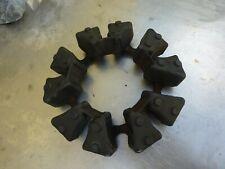 Cush drive rubbers W 650 ej ej650 Kawasaki  w650 #AA24