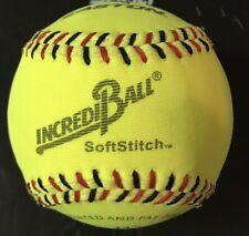 Easton Neon Softouch Trainig 11'Softballs (1 Dz.)