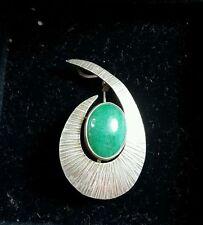 Agate Pendant/Locket Vintage Fine Jewellery (1970s)