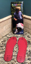 NEW USA Nikken Kidstrides Magnetic Insoles for Kids Child Size 9 to Youth Size 2