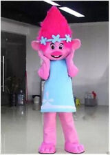 New Arrival Princess Poppy Mascot Costume Troll Costume Fast shipping
