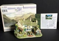 Lilliput Lane: L3082 'Hazelnut Hall - Troutbeck Cumbria' Boxed & Deeds 2008/2009