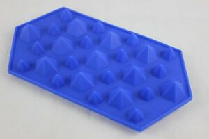 Novel Freeze Ice Cube Jewels Diamonds Ice Tray Ice Cubes Mould Mold UK SELLER