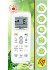 Universal Air Conditioner Replacement Remote Control for Most Air-Conditioning