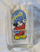 2000 Walt Disney World McDonalds Celebration Glass. Epcot Walt Disney World EUC