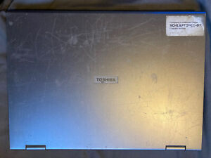 Toshiba Satellite Pro A120 - Intel, Windows XP