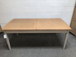 John Lewis & Gallery Bronte 6-8 Seater Extending Dining Table, Taupe RRP749