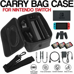 New Travel Bag Case Cover Carry with Handle Shoulder Strap For Nintendo Switch