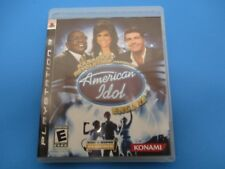 PlayStation 3, American Idol, Rated E, 2008 Do You Have It Takes To Be Next Idol