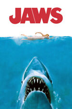 JAWS Blu-Ray • New* (No Digital Copy) Sealed Shrink-Wrapped + Free Shipping