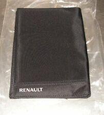 Renault Service Book Wallet Part Number 969242500R