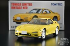 [TOMICA LIMITED VINTAGE NEO LV-N174b 1/64] ɛ̃fini RX-7 TYPE R Efini 1991 Yellow