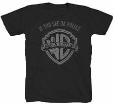Warn a Brother -If you see da Police- 1312 T-Shirt S-5XL