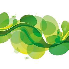 Equipo De Diseño: Verde Fluido Imagen de Deco - vidrio- 20x20 Eurographics