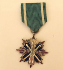 JAPANESE ORDER OF THE GOLDEN KITE 5TH CLASS