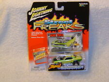 JOHNNY LIGHTNING STREET FREAKS ZINGERS 1970 CUDA
