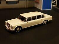 HO 1/87 SCALE Brekina Starmada  Mercedes Benz 600 Landaulet Car