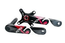 MOWA Five MTB Cycling Bike 9 10 11 Speed Crank Arm for Shimano/Sram 175mm Black