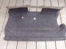 99 BMW M3 E36 328i 323i Convertible Trunk Carpet Wall Behind Rear Seat 70170280