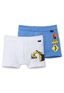 Shorts Panties 2er Value Pack Size 104 116 128 140 Dipper Briefs Schiesser Boys