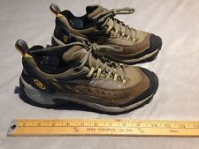 MERRELL PULSE SAGE Women's Suede/Leather Trail Hiking Shoes US 7.5 Multi Color