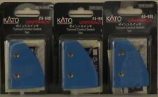 Kato HO/N Scale 24-840 Unitrack Turnout Control Switch 3 Pack