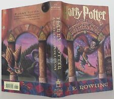 J.K. ROWLING Harry Potter and the Sorcerer's Stone FIRST EDITION