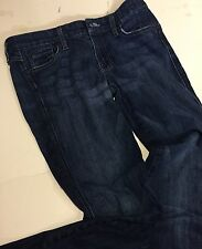 "7 For All Mankind ""A"" Pocket Jeans Denim Blue Size 28 Women's EUC"