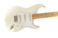 FENDER ARTIST SERIES JIMI HENDRIX STRAT, Olympic White, Maple Neck